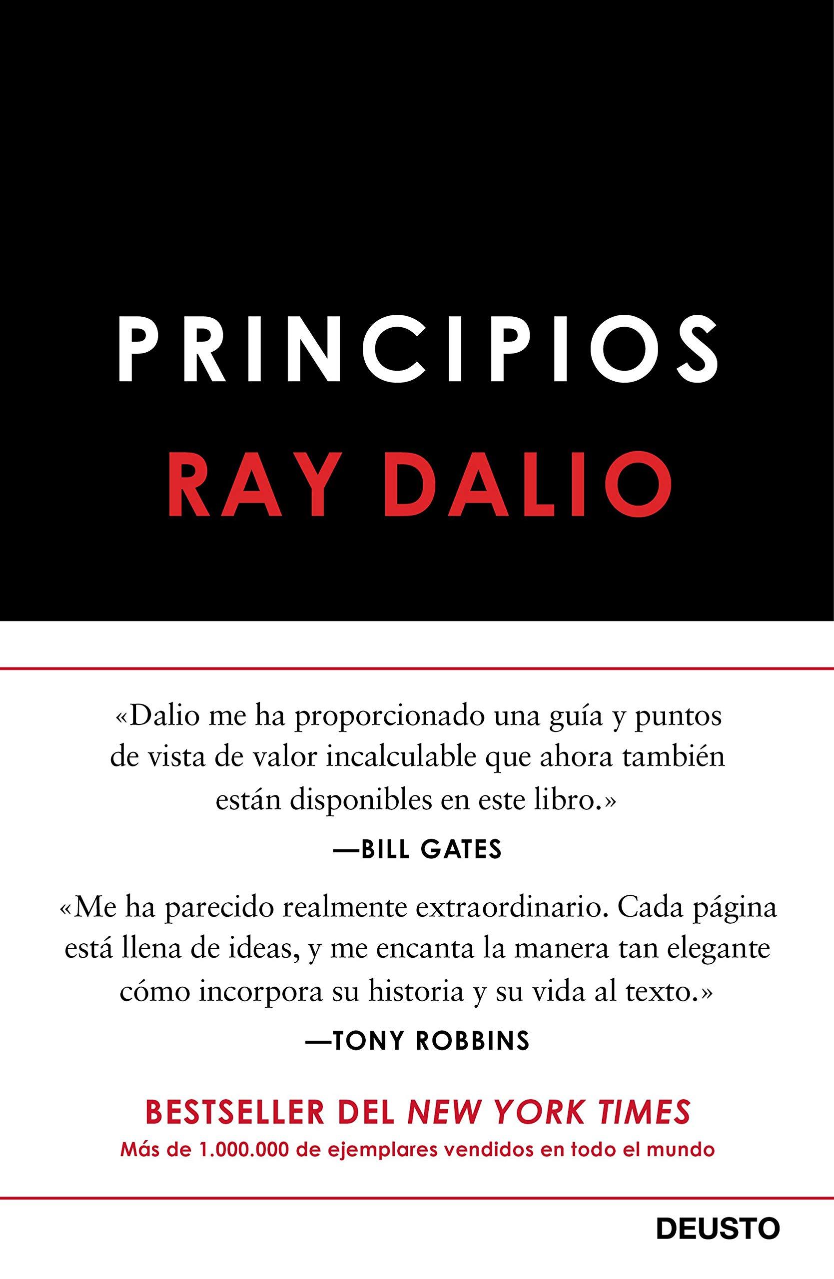 Principios, el libro de Ray Dalio donde repasa los aprendizajes de su carrera como inversor
