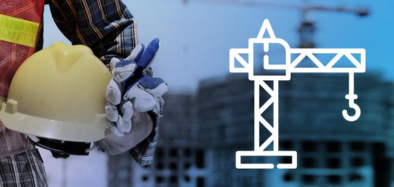 El sector de la construcción en España se levanta de las cenizas.