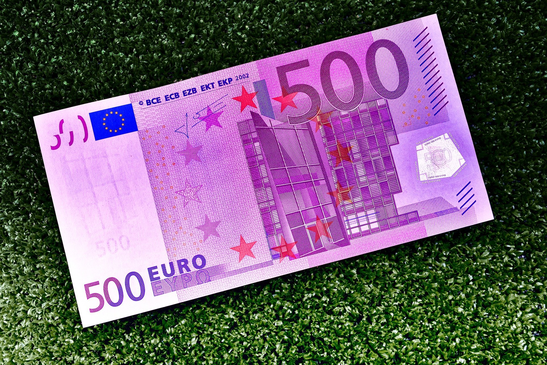 Cómo obtener ganancias invirtiendo 500 euros