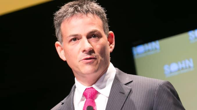 David Einhorn: el chico de oro de Wall Street