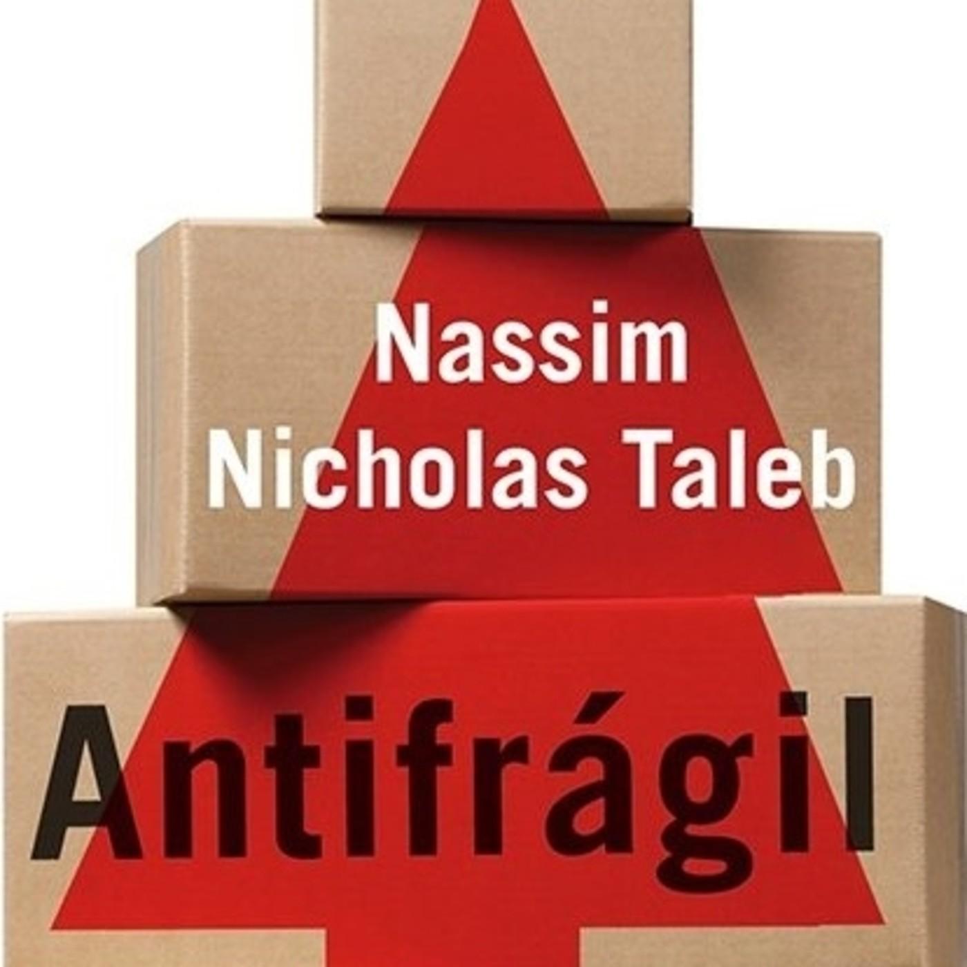 Antifrágil: El libro de Nassim Taleb que aconseja a los inversores cómo pararse frente a la adversidad